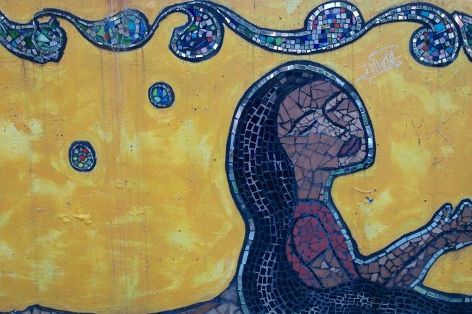 Mosaic on Irving Street
